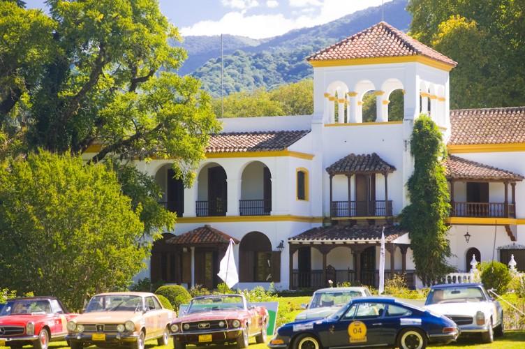 Es una villa veraniega distante a 10 kilómetros de la ciudad