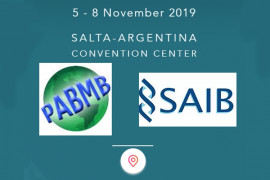 Joint LV Annual SAIB Meeting and XIV PABMB conference in Salta